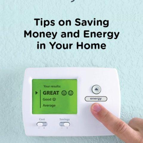 Earth Day Energy Saving Tips
